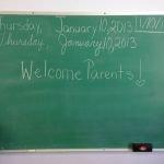 Family Visiting Day at Danbury Hudson Country Montessori
