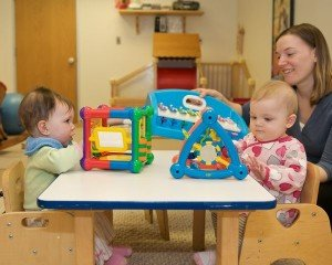 Infants in day care