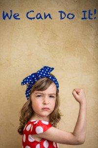 We raise 'Can Do' children