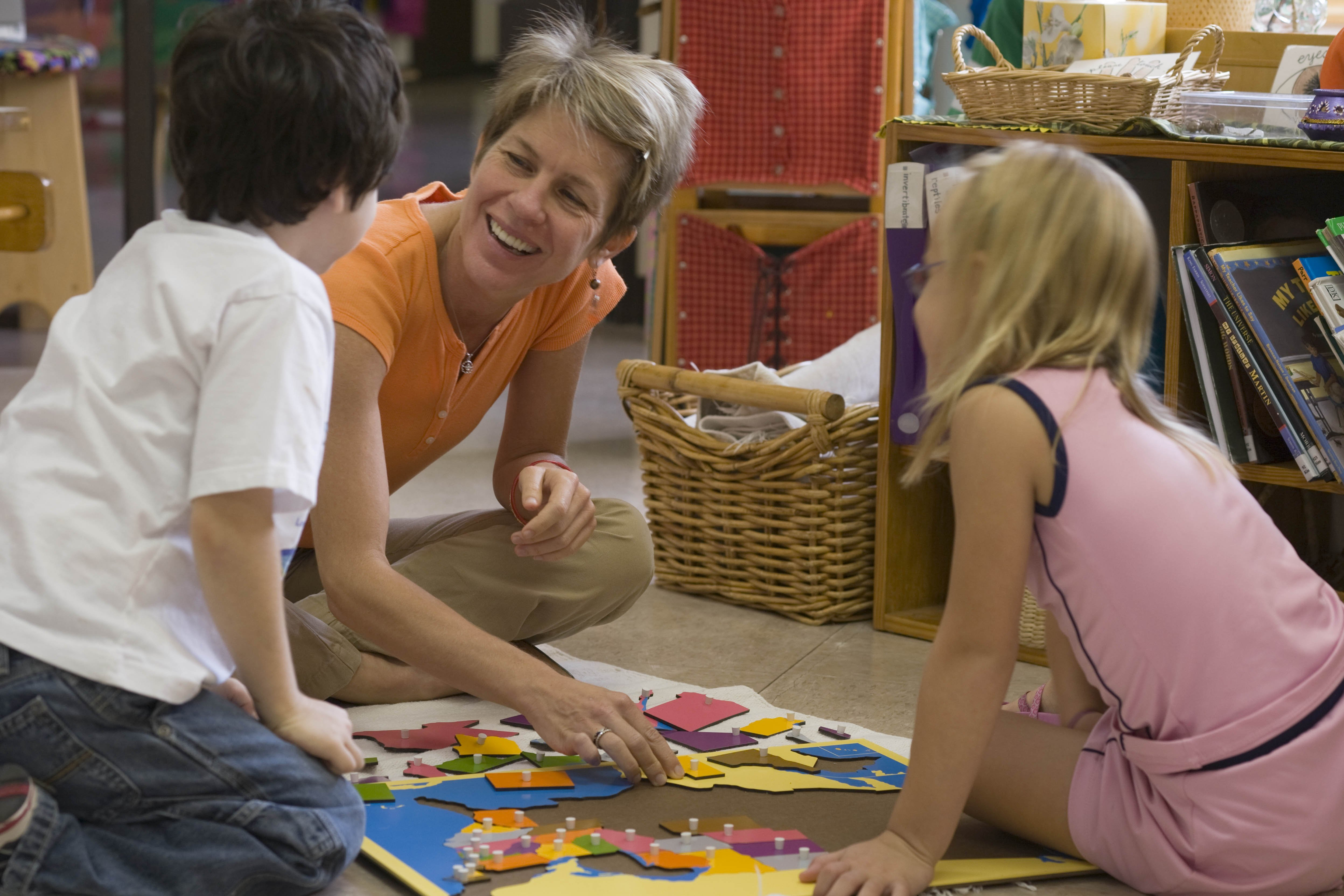 montessori method in developing childrens creativity Learn about children's manor montessori school  creativity, and critical maria montessori's method of education focused on the development of the whole.