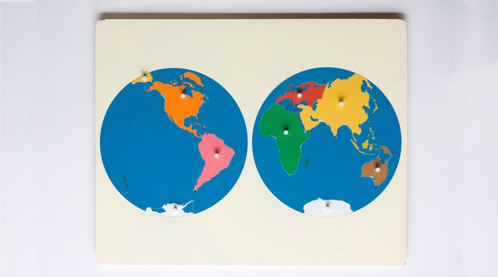 Early education world geography puzzle maps are the childs mapoftheworldheader gumiabroncs Image collections