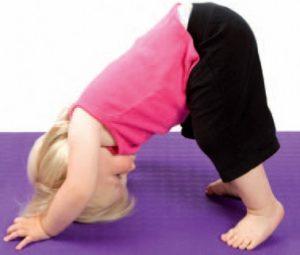 Toddler+Yoga+DOWN+DOG